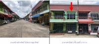 ตึกแถวหลุดจำนอง ธ.ธนาคารกรุงไทย สำนักขาม สะเดา สงขลา