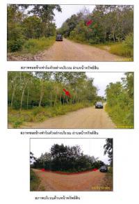ที่ดินเปล่าหลุดจำนอง ธ.ธนาคารกรุงไทย คลองหอยโข่ง คลองหอยโข่ง สงขลา