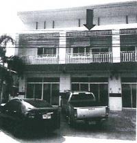 ตึกแถวหลุดจำนอง ธ.ธนาคารกรุงไทย บ้านพรุ หาดใหญ่ สงขลา