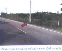 ที่ดินเปล่าหลุดจำนอง ธ.ธนาคารกรุงไทย ควนลัง หาดใหญ่ สงขลา