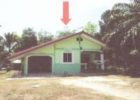 บ้านเดี่ยวหลุดจำนอง ธ.ธนาคารอาคารสงเคราะห์ สะกอม เทพา สงขลา