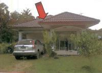 บ้านเดี่ยวหลุดจำนอง ธ.ธนาคารอาคารสงเคราะห์ ทุ่งขมิ้น นาหม่อม สงขลา