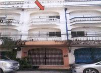 อาคารพาณิชย์หลุดจำนอง ธ.ธนาคารอาคารสงเคราะห์ คลองแห หาดใหญ่ สงขลา