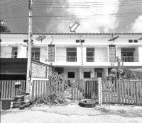 ทาวน์เฮ้าส์หลุดจำนอง ธ.ธนาคารอาคารสงเคราะห์ บ้านพรุ หาดใหญ่ สงขลา