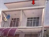 บ้านแฝดหลุดจำนอง ธ.ธนาคารอาคารสงเคราะห์ บ้านนา จะนะ สงขลา